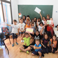 Urban Children's Spanish Camp
